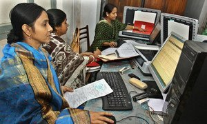 People in Bangladesh can access a wide range of digital information on the a2i platform.