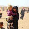 Подавляющее большинство содержащихся в сирийском лагере Аль-Холь - женщины и дети
