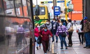 联合国贸发会议今天表示,尽管受到新冠疫情影响,但东亚和拉美的经济表现好于预期。