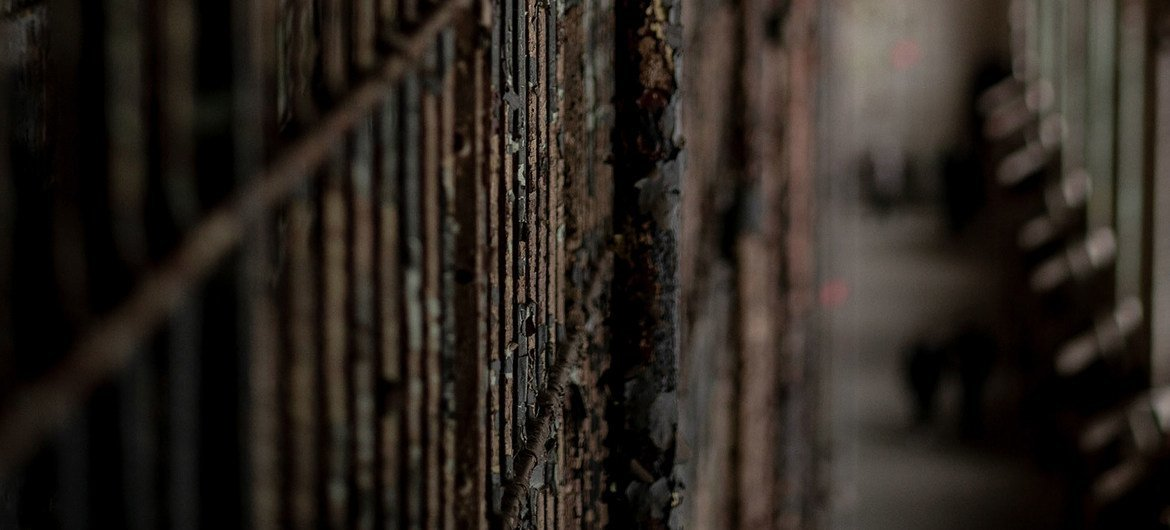 Prisoners incarcerated in under-resourced facilities can face particularly poor conditions. (file)
