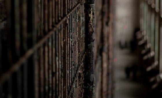 联合国毒品与犯罪问题办公室表示,在资源匮乏的监禁设施内服刑的人员,在疫情期间所受到的影响尤其严重。(资料图片)