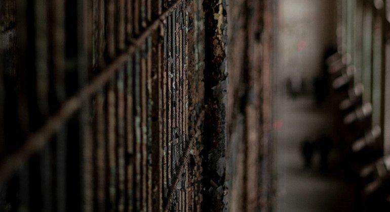 भारत: 84 वर्षीय मानवाधिकार पैरोकार स्टैन स्वामी को अक्टूबर 2020 में, आतंकवादी गतिविधियों में शामिल होने के आरोपों में हिरासत में लिया गया था. (फ़ाइल फ़िटो)