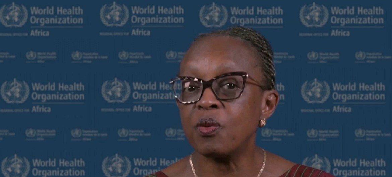Matshidiso Moetiquer que paísesda região africana melhorem suaprestação na distribuição de vacinas