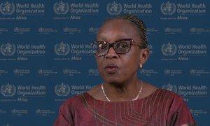 Matshidiso Moetifalou de movimento rápido para entregar medicamentos e enviar especialistas para apoiar o governo