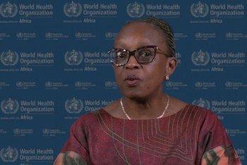 世卫组织非洲区域办公室的首位女性负责人——马奇迪索·莫提
