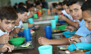 Anúncio da iniciativa foi um passo importante para  responder à insegurança alimentar