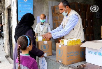Na Síria, medidas de combate à pandemia dificultam entrega de ajuda