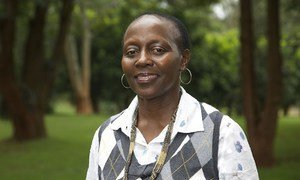 La Tanzanienne Elizabeth Maruma Mrema, Secrétaire exécutive de la Convention sur la diversité biologique