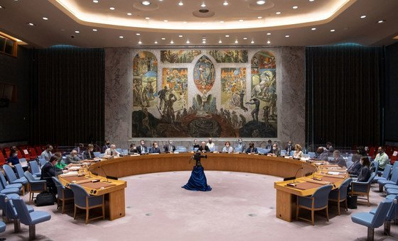 The UN Security Council meets to discuss its recommendation for the appointment of the United Nations Secretary-General.