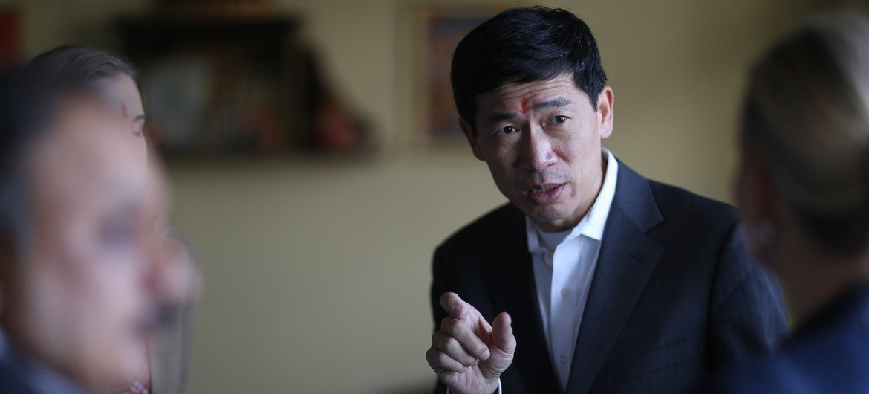 联合国开发计划署助理秘书长徐浩良