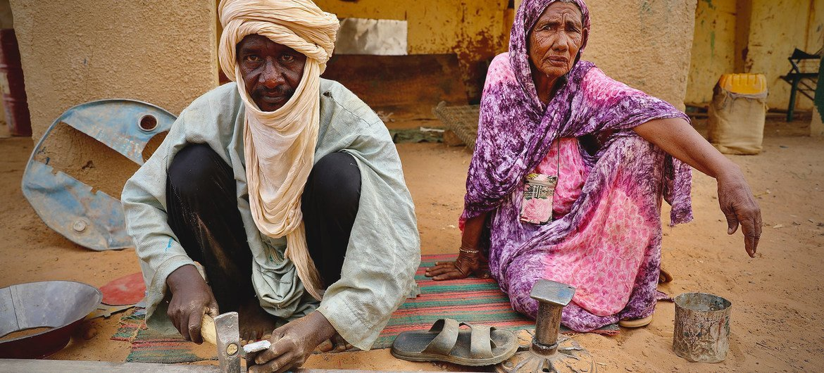 Menaka successful  the northeast of Mali has been experiencing expanding  insecurity arsenic  a effect   of attacks by violent  groups and different   equipped  groups.