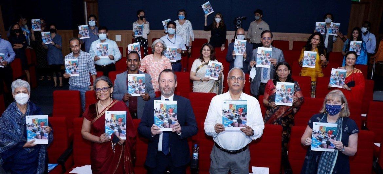 भारत में यूनेस्को ने देश की शिक्षा की स्थिति पर 2021 की रिपोर्ट 'स्टेट ऑफ द एजुकेशन रिपोर्ट' (SOER) जारी की है.