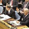 صورة من الأرشيف: جو بايدن في مجلس الأمن عام 2010.