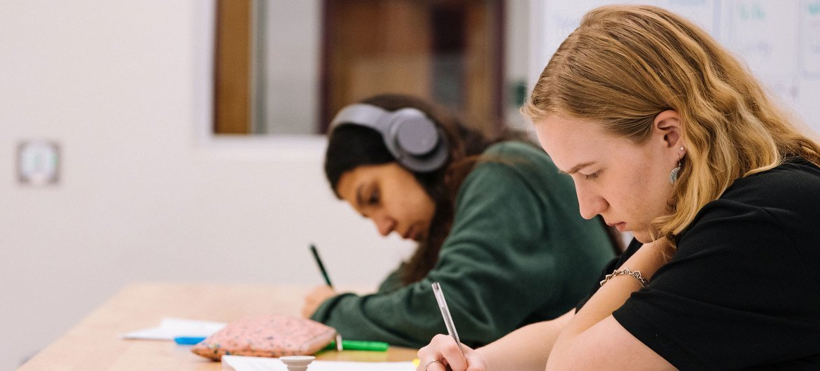 Many students have been unable to sit exams in 2020, due to school closures.