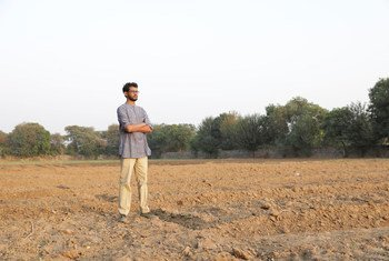 Vidyut Mohan co-founded Takachar, which helps farmers to convert crop waste into fuels.