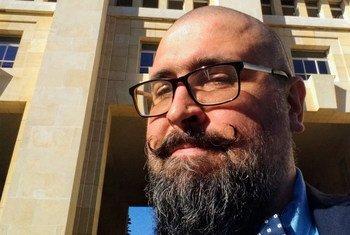 Сотрудник Программы развития ООН Михаил Пелях