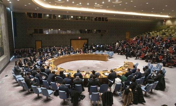 ARCHIVO: El Consejo de Seguridad debate sobre la Defensa de la Carta de la ONU.