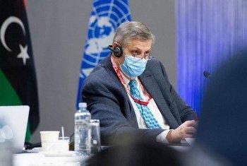 联合国秘书长利比亚问题特使库比什。