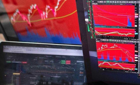 Mercados financeiros têm mostrado trubulência causada pela vírus