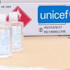 UNICEF entrega la primera serie de suministros sanitarios a las autoridades españolas en apoyo de la lucha contra la pandemia del coronavirus COVID-19.