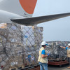 联合国支持应对2019冠状病毒病并挽救生命的物资通过航空货运抵达委内瑞拉。