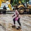 La tormenta tropical Amanda azotó El Salvador el 31 de mayo causando importantes daños por todo el país que también está enfrentando la epidemia de coronavirus
