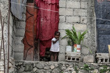 Nearly one-third of all children in Haiti are in urgent need of emergency relief
