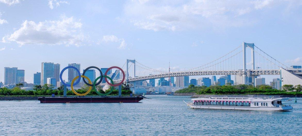 Os Jogos Paralímpicos de Tóquio começam nesta terça-feira