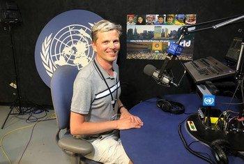 Илья Жуков, эксперт ЮНФПА в области сексуального и репродуктивного здоровья подростков