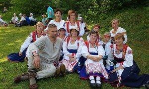 Ижорцы бережно хранять свой  язык, культуру и традиции