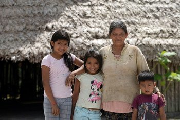 Indigenous authorities in Tarapacá, Colombia, were consulted with before COVID vaccinations began.
