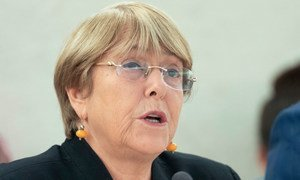 Michelle Bachelet is the  UN High Commissioner for Human Rights. (File)