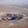 Des cratères et des trous de forage parsèment le site d'essais nucléaires de l'ancienne Union soviétique de Semipalatinsk, dans ce qui est aujourd'hui le Kazakhstan. (archives)