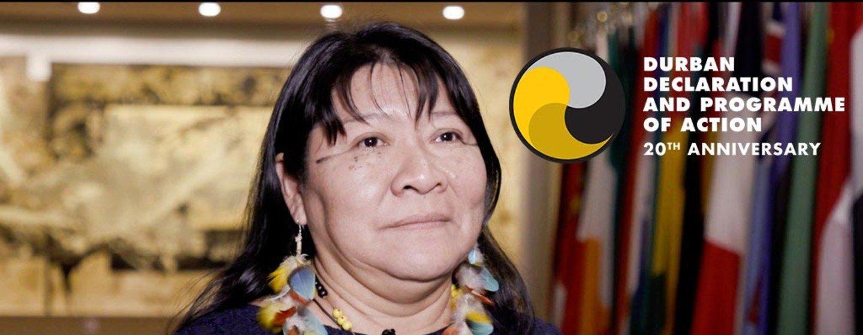 Joenia Wapixana, Aktivistin für die Rechte indigener Völker in Brasilien