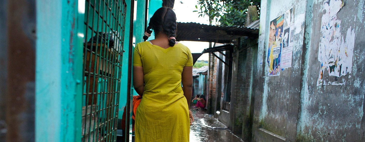 Children and women remain highly vulnerable to trafficking in Asia and the Middle East.