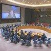 कॉंगो लोकतांत्रिक गणराज्य में यूएन महासचिव की विशेष प्रतिनिधि लैला ज़ेरोगी.