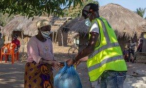 Agências da ONU estão apoiando resposta à crise causada pela violência