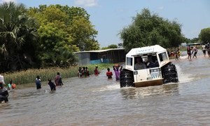 Участившиеся наводнения, ураганы, засухи и пожары ясно говорят о том, что изменение климата - экзистенциальная угроза всему человечеству и ее нужно немедленно остановить.
