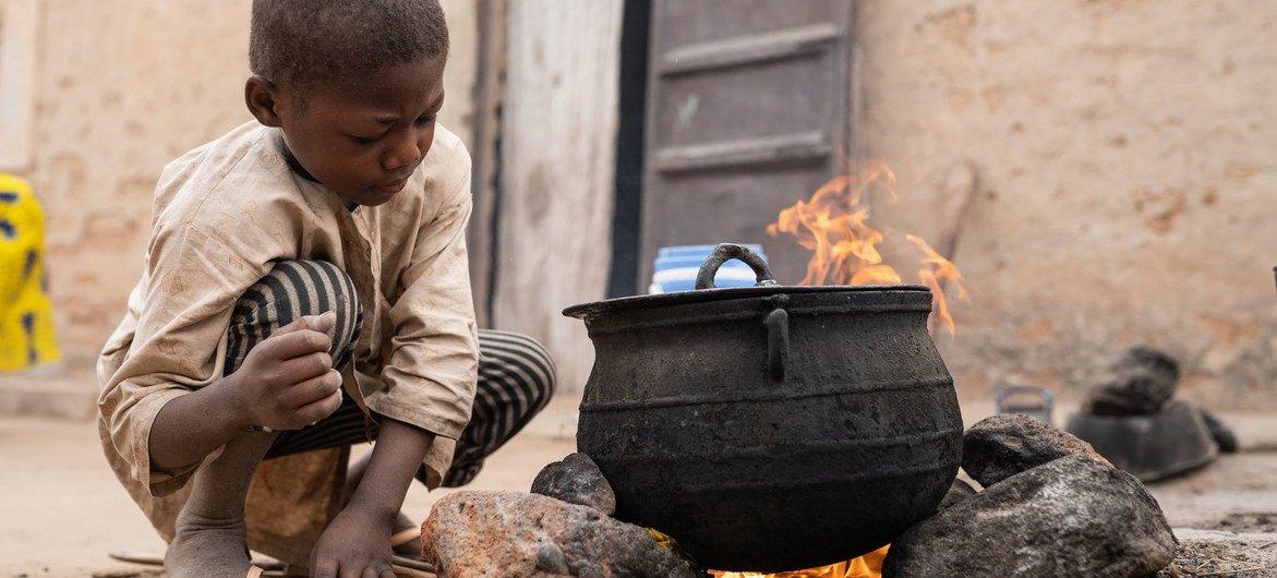 Ataques a menores podem aumentar na África Ocidental e Central