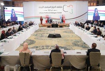 Declaração partiu do secretário-geral António Guterres, que enviou uma mensagem de vídeo ao Fórum para Diálogo Político Líbio.