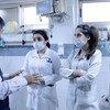Os trabalhadores de saúde têm um papel fundamental em assegurar saúde e bem-estar para a população.