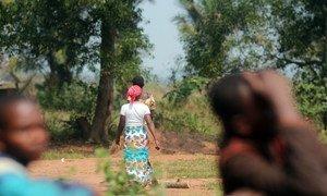 الكثير من النساء في جمهورية الكونغو الديمقراطية هجرهن أزواجهن بعد أن اغتصبن اعتقادا منهم أنهن يحملن المصائب.