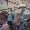 تقوم الأمم المتحدة بتوصيل المساعدات عبر الحدود السورية لملايين المدنيين منذ ست سنوات.