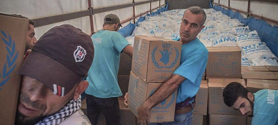The UN has been delivering aid across the Syrian border to millions of civilians for six years.