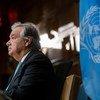 संयुक्त राष्ट्र महासचिव एंतोनियो गुटेरेश.