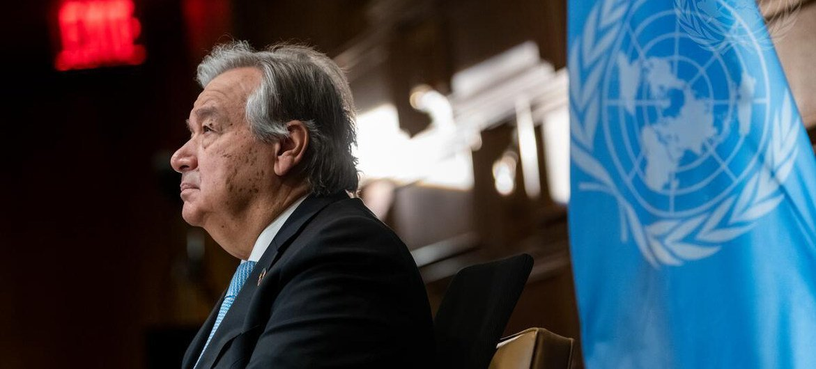 UN chief highlights need for climate action, pandemic response, in commemorating 75th anniversary of the General Assembly
