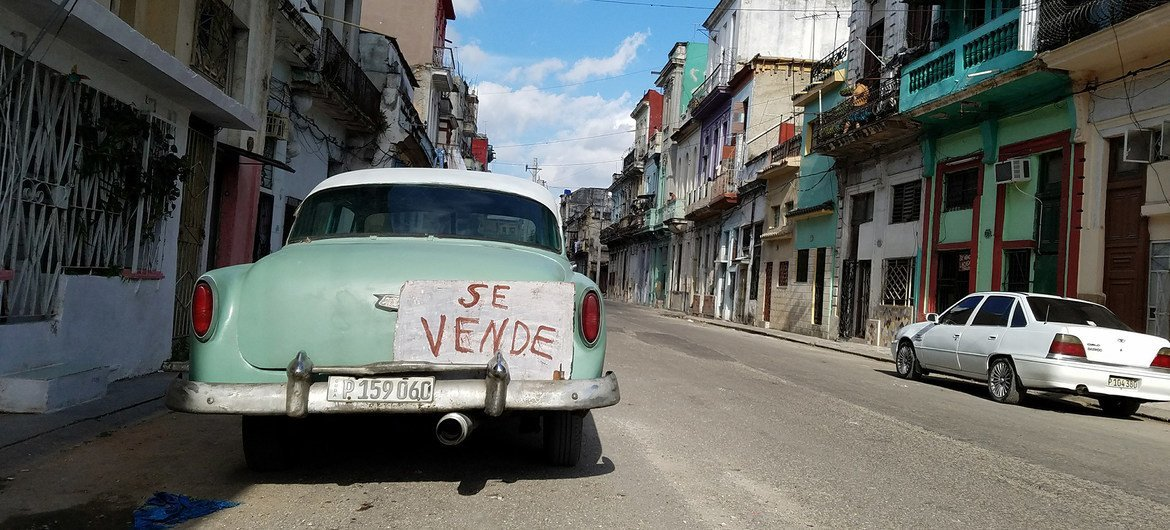 Everyday images of Havana. (file 2016)