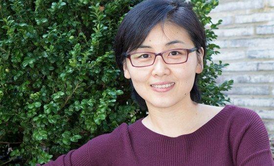 2017年,颜宁入职母校普林斯顿大学。