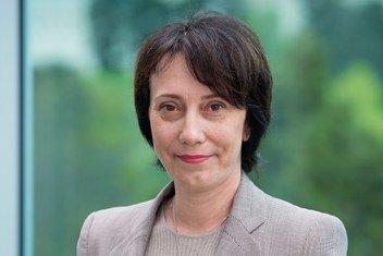 Елена Манаенкова, заместитель Генерального секретаря Всемирной метеорологической организации