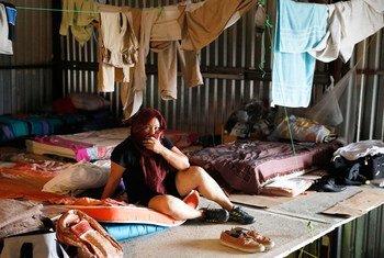 Los nicaragüenses perseguidos huyen a Costa Rica en busca de protección internacional.